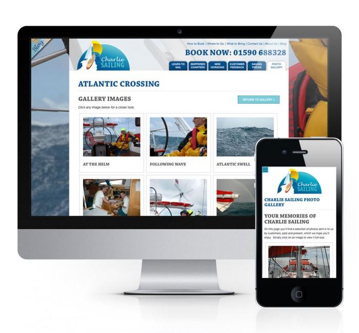 Content Managed Web Design
