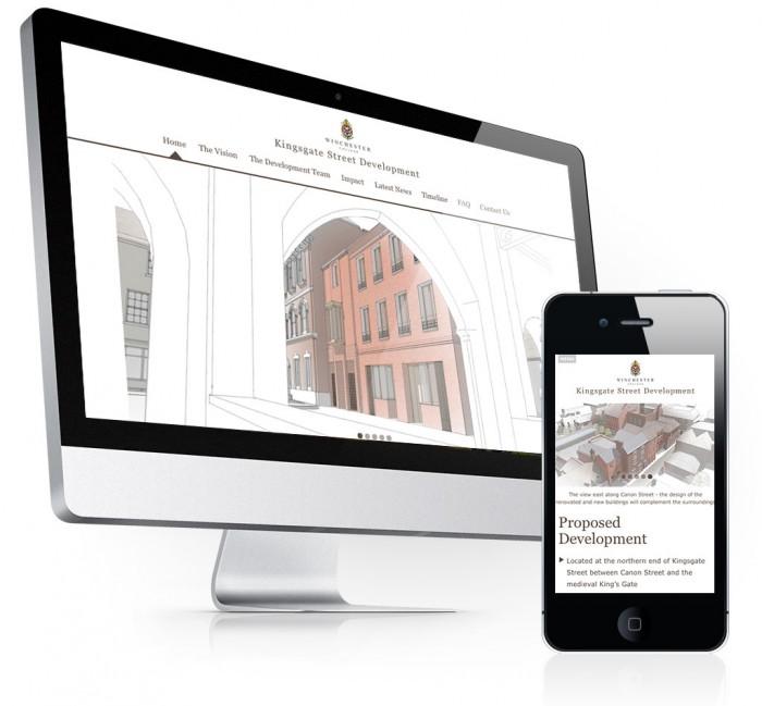 Kingsgate Street Home Page