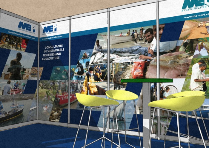MEP Exhibition Graphics Visual