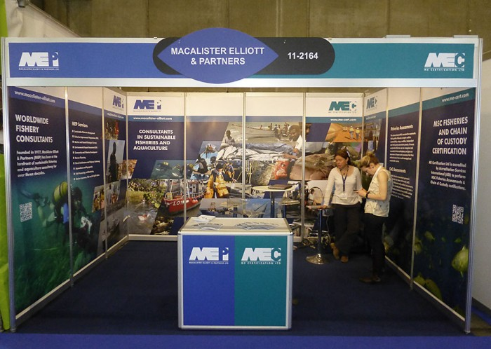 Exhibition Stand Front