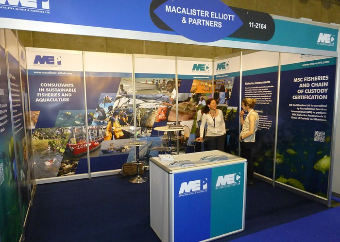 Exhibition Stand Inside