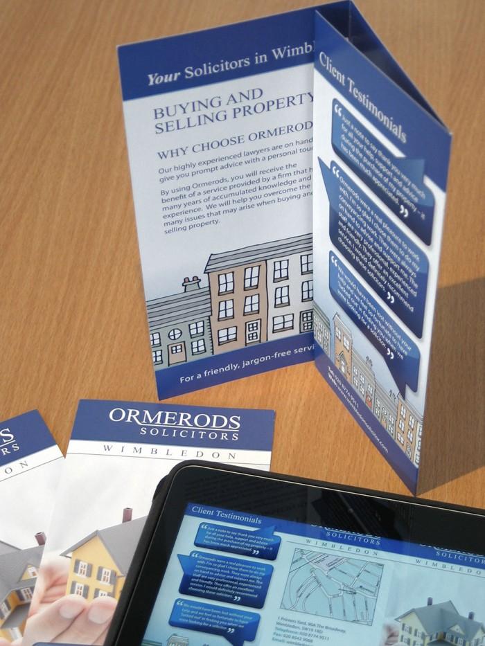 Ormerods Brochure