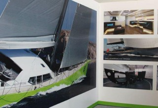 Green Marine Exhibition Stand