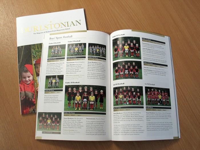 Durlstonian Football