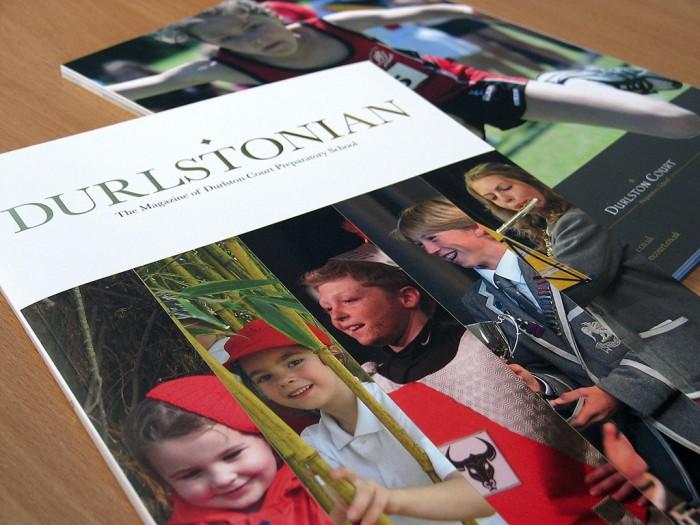 Durlstonian Magazine Cover
