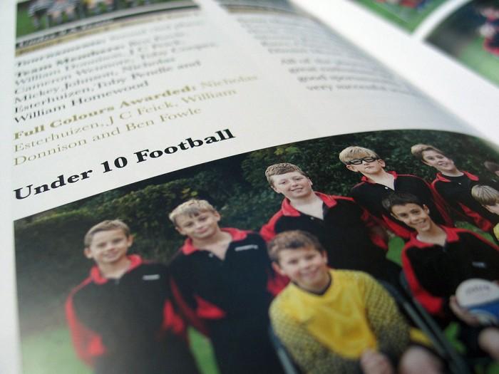 Durlston Court Under 10 Football