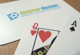 Customised Playing Cards