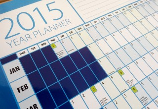 The Great 2015 Year Planner Panic