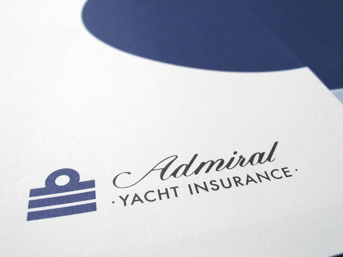 Admiral Yacht Insurance Policy Documents Cover