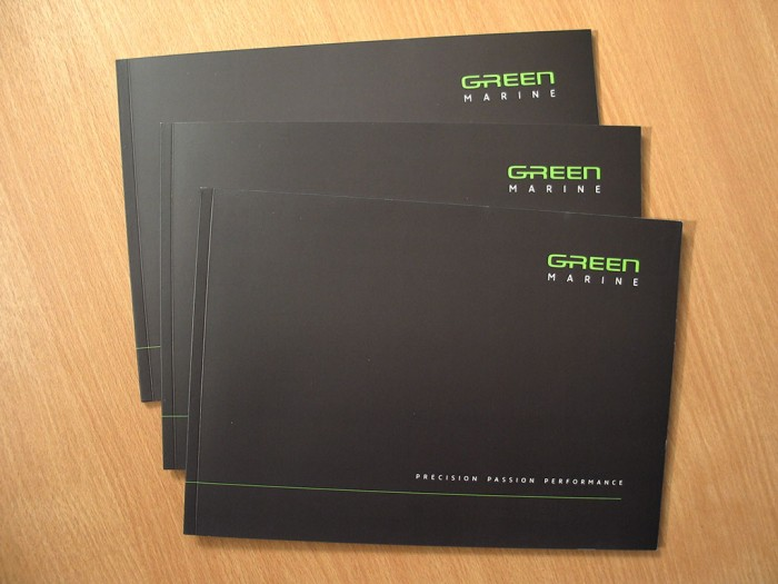 Green Marine Brochure