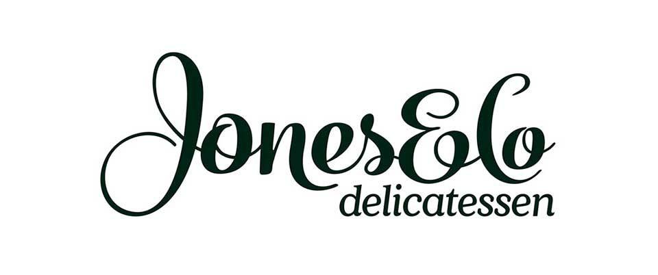 Jones & Co Logo Design