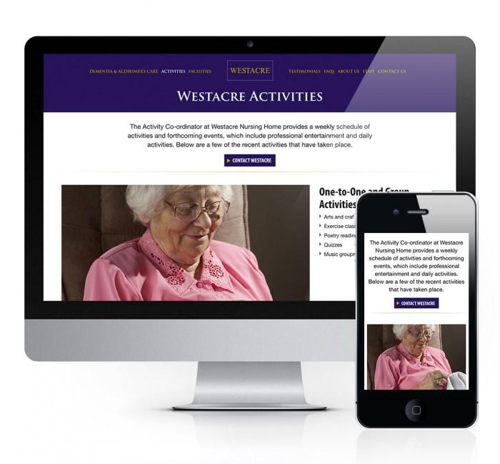 Westacre Nursing Home Activities