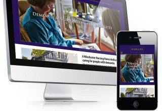 Westacre Nursing Home Website