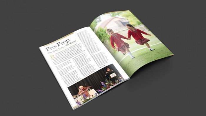 Durlstonian Annual Magazine – Issue 42 – PrePrep
