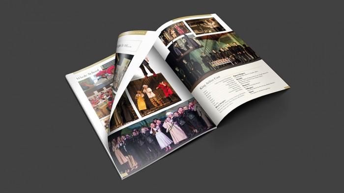 Durlstonian Annual Magazine – Issue 42 – Drama