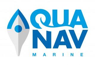 AquanNav Logo - Colour Version