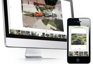 Ashley Tree Surgeons website design