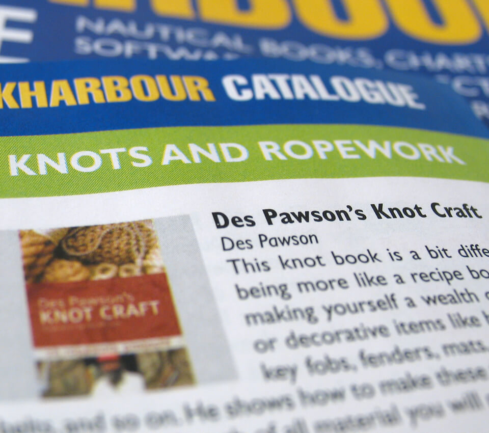The ChartCo Bookharbour Calalogue Detail