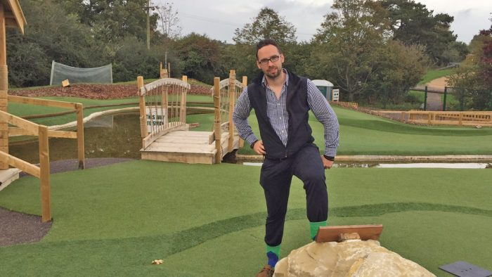 Walhampton Adventure Golf