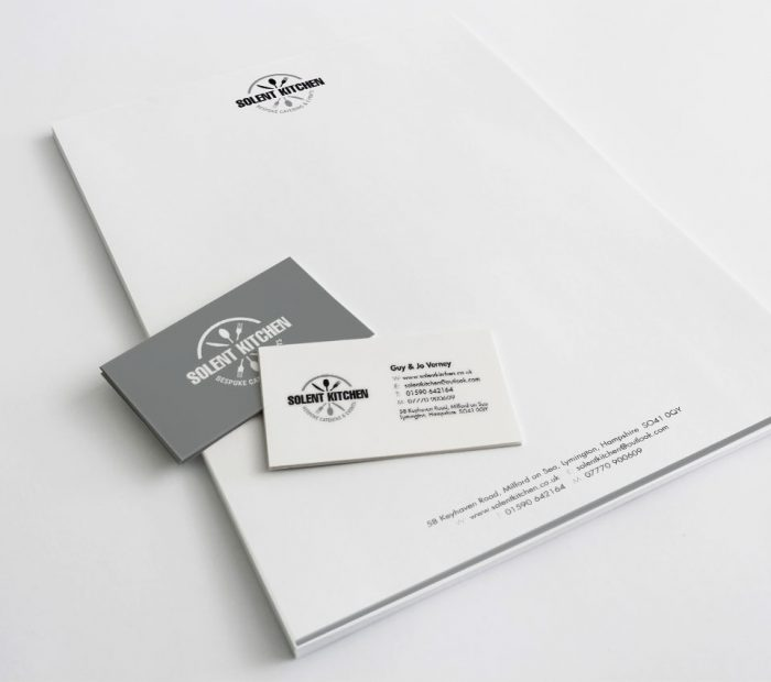 Solent Kitchen Stationery