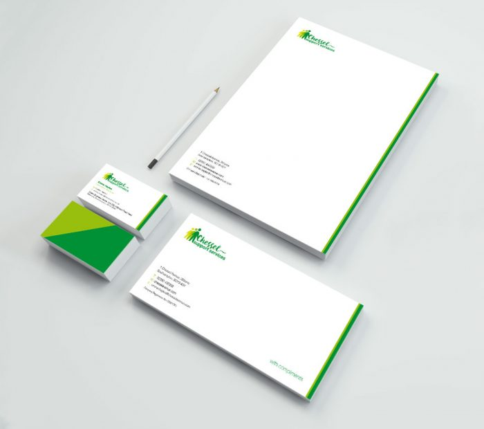Chessel Support Services Stationery