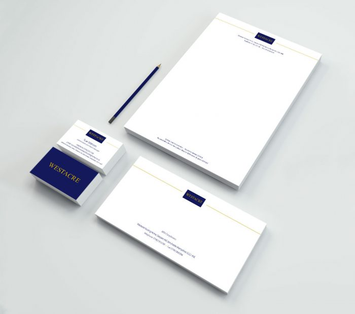 Westacre Nursing Home Stationery