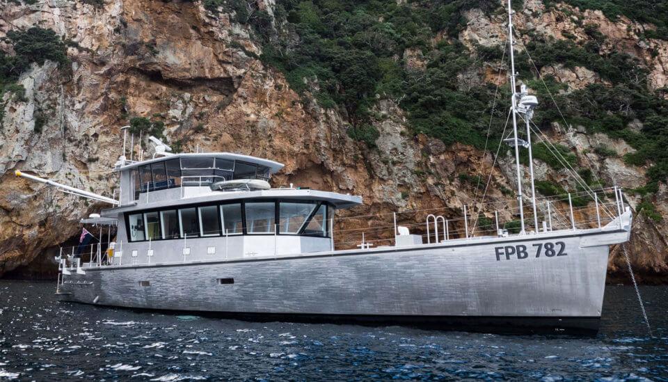 Grey Wolf Long Range Boat Charter