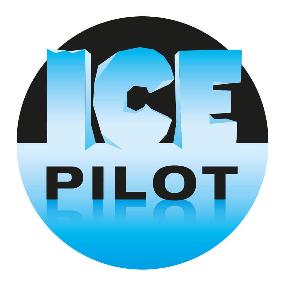 Ice Pilot Services Logo Design