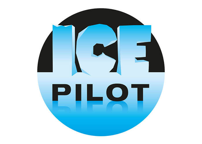 Ice Pilot Services Logo Design