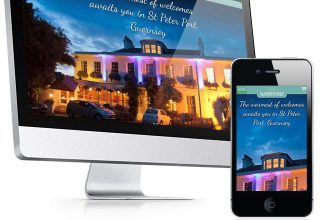 La Collinette Website Design