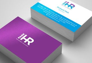 Park HR Logo & Stationery Design