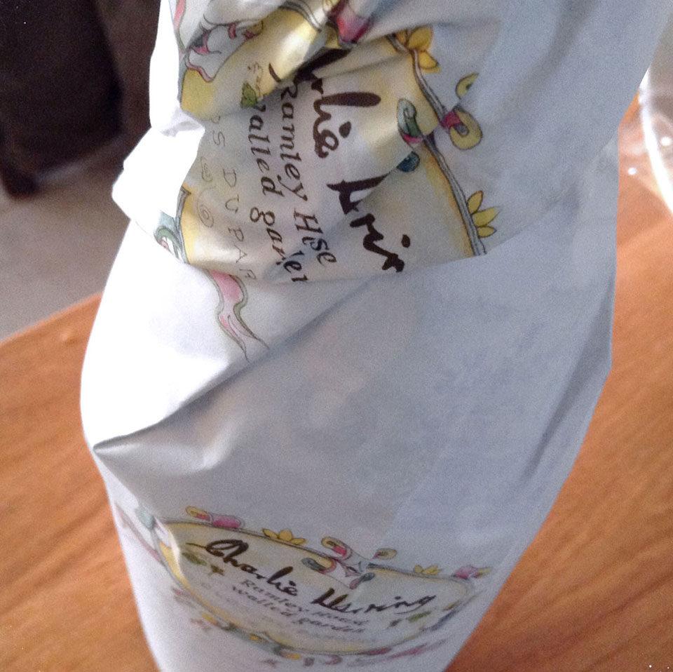 Charlie Herring Bottle Wrap
