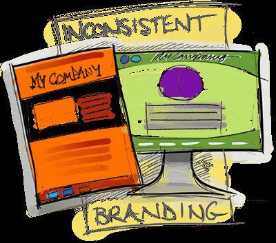 Inconsistent Branding