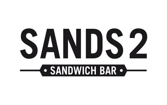 Sands2 Sandwich Bar Logo Design