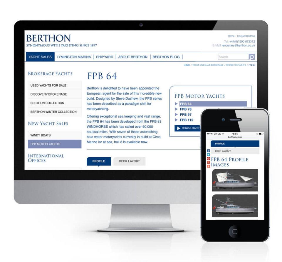 Berthon Website - FPB Expedition Vessels