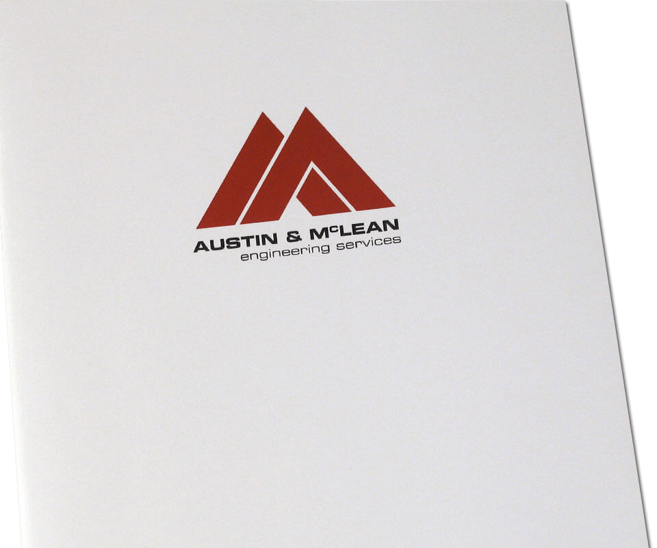 Auston & McLean Final Logo Design