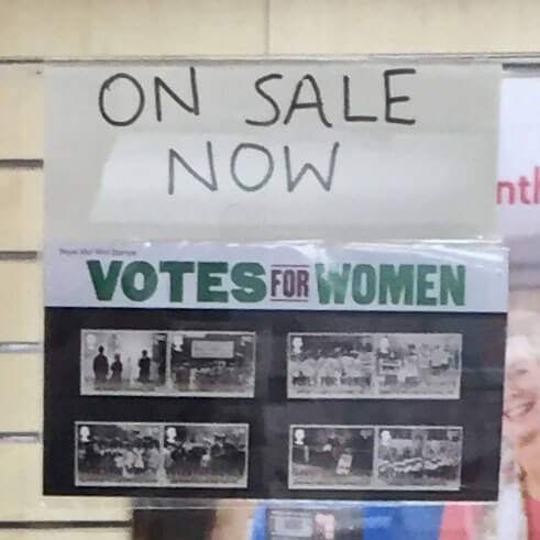 Selling Votes for Women