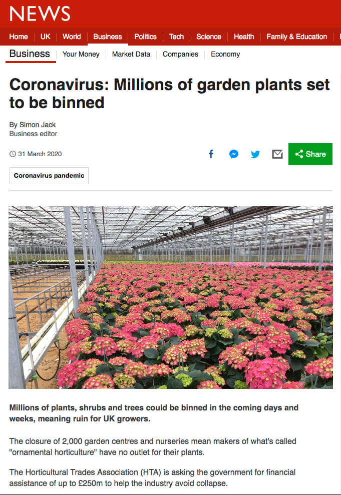UK Plant Growers